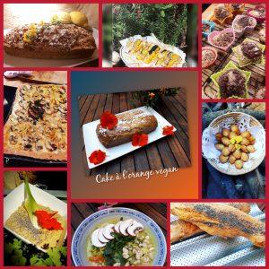 Un Billet pour…Le Blog de Sandra P.  Ma Cuisine de Vie.